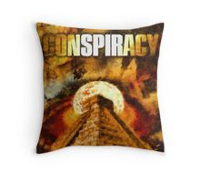 Conspiracy by Pierre Blanchard Throw Pillow
