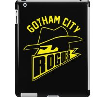 Gotham City Rogues shirt – Batman, The Dark Knight Rises iPad Case/Skin