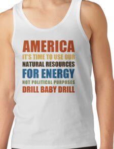 American Energy Tank Top