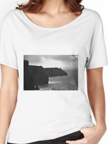 Ireland in Mono: Living A Fantasy Women's Relaxed Fit T-Shirt