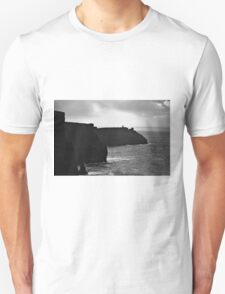 Ireland in Mono: Living A Fantasy Unisex T-Shirt