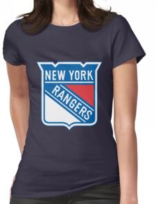 Rangers Womens Fitted T-Shirt