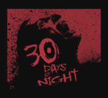30 Days Till Sunrise. by ABC Tee!