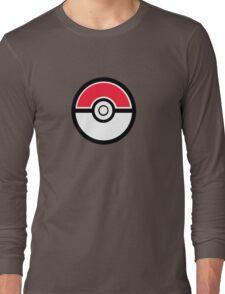 Pokemon Pokeball 1 Long Sleeve T-Shirt
