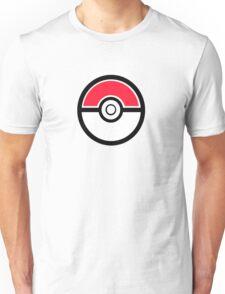 Pokemon Pokeball 1 Unisex T-Shirt