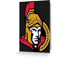 Senators Greeting Card