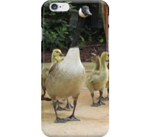 Following Mom iPhone Case/Skin
