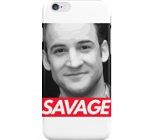 Stay Savage iPhone Case/Skin