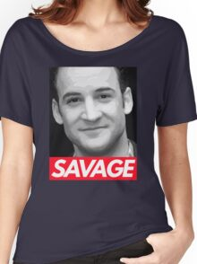 Stay Savage Women's Relaxed Fit T-Shirt