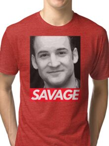 Stay Savage Tri-blend T-Shirt