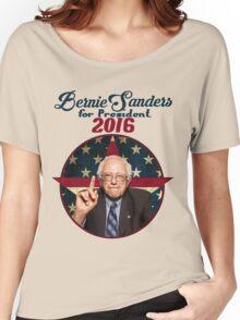 Bernie Sanders for President Women's Relaxed Fit T-Shirt