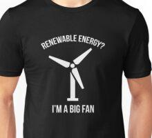 Renewable Energy Unisex T-Shirt