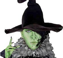Wicked North Witch ME by Kara Skye Smith