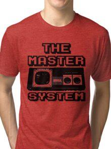 cool sega Master System pad Tshirt Tri-blend T-Shirt