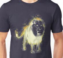 Flaming lion Unisex T-Shirt