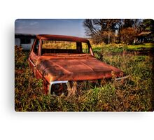 1973 Ford Pick-Up Canvas Print