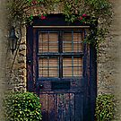 BLUE DOOR by ©FoxfireGallery / FloorOne Photography