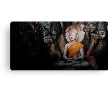 Thailand - Buddha Canvas Print