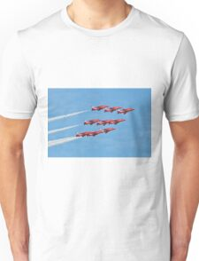 The Red Arrows, Eastbourne Unisex T-Shirt