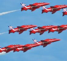 The Red Arrows, Eastbourne Sticker