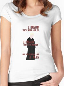Spike's Truth Women's Fitted Scoop T-Shirt