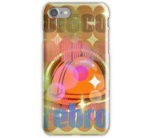 Disco Retro iPhone Case/Skin