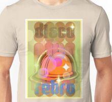 Disco Retro Unisex T-Shirt