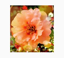 Precious Peach: Blooms in Boothbay Harbor Unisex T-Shirt