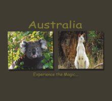 Australia  Feel the Magic by Kayleigh Walmsley
