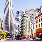 The Transamerica Pyramid, San Francisco, USA by maventalk