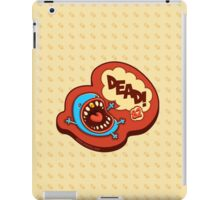 Drop Dead iPad Case/Skin
