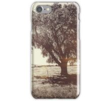 The Old Rock Elm iPhone Case/Skin