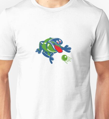 1960s odd ogg geek funny nerd Unisex T-Shirt