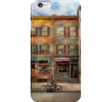 City -  Washington DC  - Ghosts of the past 1925 iPhone Case/Skin