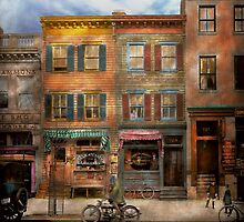 City -  Washington DC  - Ghosts of the past 1925 by Mike  Savad