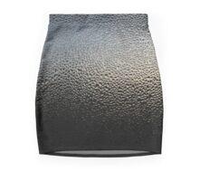 Wet glass black Mini Skirt