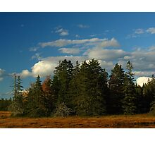 New England Landscape Photography 005 Photographic Print