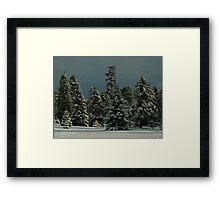 New England Landscape Photography 007 Framed Print