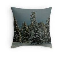 New England Landscape Photography 007 Throw Pillow