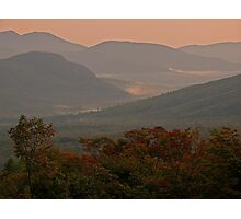 New England Landscape Photography 009 Photographic Print