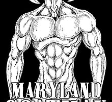 The Maryland Goatman by Luke Kegley
