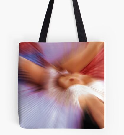 Touch base Tote Bag