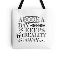 A book a day... Tote Bag