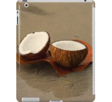 Coconut iPad Case/Skin