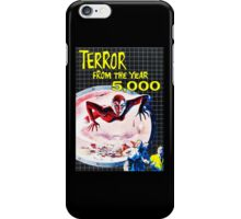 Terror from the year 5000 vintage iPhone Case/Skin