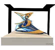 Virtual sculpture 4 Photographic Print