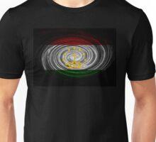 Tajikistan Twirl Unisex T-Shirt