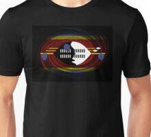Swaziland Twirl Unisex T-Shirt