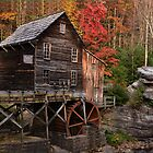 WVA Grist Mill by Dennis Rubin IPA
