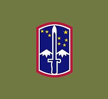 172nd Infantry Brigade (United States - Historical) by wordwidesymbols